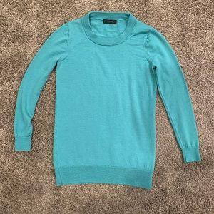 J. Crew Sweaters - EUC J Crew Green Sweater XXS